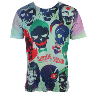 t-shirt film uomo Suicide Squad - Poster - LIVE NATION, LIVE NATION, Suicide Squad