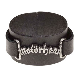 Braccialetto Motörhead - ALCHEMY GOTHIC - Logo, ALCHEMY GOTHIC, Motörhead