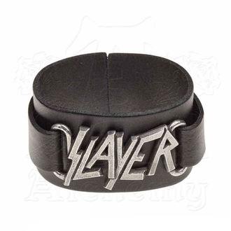Braccialetto Slayer - ALCHEMY GOTHIC - Logo, ALCHEMY GOTHIC, Slayer