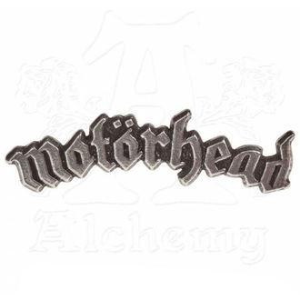 Pin Motörhead - ALCHEMY GOTHIC - Logo, ALCHEMY GOTHIC, Motörhead