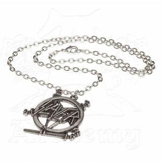 Collare Slayer - ALCHEMY GOTHIC - Pentagramma, ALCHEMY GOTHIC, Slayer