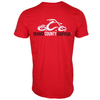 t-shirt uomo - Logo - ORANGE COUNTY CHOPPERS, ORANGE COUNTY CHOPPERS