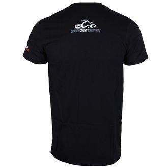t-shirt uomo - Old English - ORANGE COUNTY CHOPPERS, ORANGE COUNTY CHOPPERS