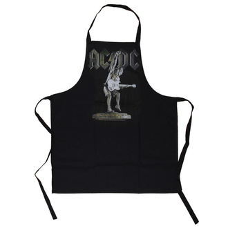 Grembiule  AC  /  DC  - Stiff Upper Lip Apron - LOW FREQUENCY, LOW FREQUENCY, AC-DC