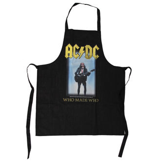 Grembiule  AC  /  DC  - Who Made Who Apron - LOW FREQUENCY, LOW FREQUENCY, AC-DC