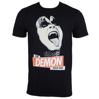 t-shirt metal uomo Kiss - Rock God - LOW FREQUENCY, LOW FREQUENCY, Kiss