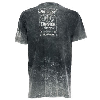 t-shirt uomo - WCC RIDE HARD SUCKER - West Coast Choppers - WCCTS132628ZW