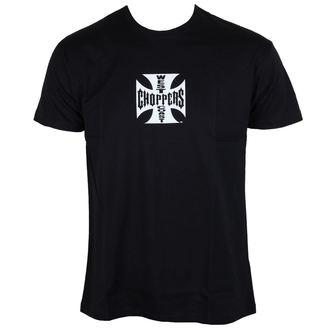t-shirt uomo - Iron Cross - West Coast Choppers, West Coast Choppers