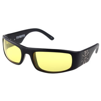 Bicchieri West Coast Choppers - YELLOW