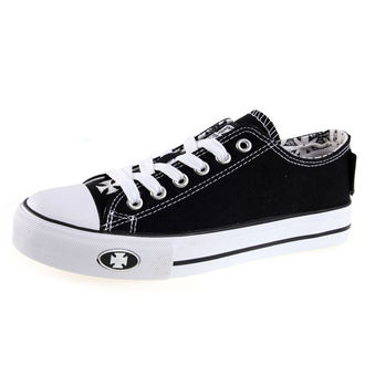 scarpe da ginnastica basse uomo donna - WARRIOR LOW-TOP - West Coast Choppers, West Coast Choppers