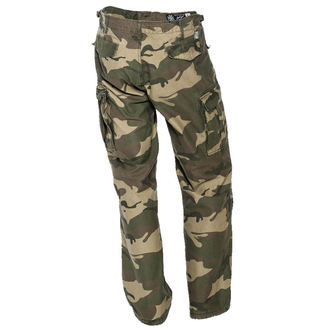 Pantaloni uomo West Coast Choppers - WCC M-65 - CARICO CAMUFFARE, West Coast Choppers