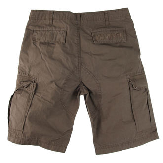 Pantaloncini uomo West Coast Choppers - WCC RIDE LIKE SATAN BDU - BEIGE / CACHI, West Coast Choppers