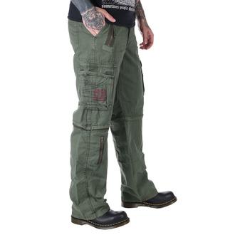 Pantaloni uomo SURPLUS - ROYAL OUTBACK - VERDE, SURPLUS