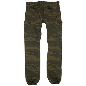 Pantaloni uomo SURPLUS - GREEN-CAMO, SURPLUS