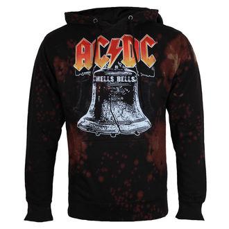 felpa con capuccio uomo AC-DC - HELLS BELLS - BAILEY, BAILEY, AC-DC