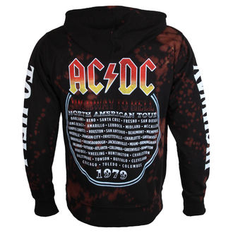 felpa con capuccio uomo AC-DC - HIGHWAY TO HELL - BAILEY, BAILEY, AC-DC