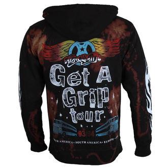 felpa con capuccio uomo Aerosmith - GET A GRIP TOUR - BAILEY, BAILEY, Aerosmith