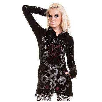 Maglione da donna HEARTLESS - KAAMOS - NERO, HEARTLESS