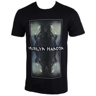 t-shirt metal uomo Marilyn Manson - Mirrored - ROCK OFF, ROCK OFF, Marilyn Manson