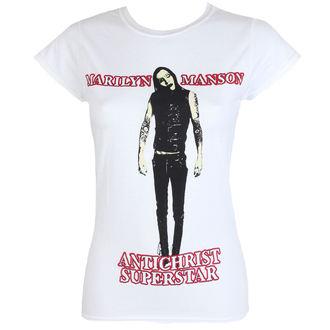 t-shirt metal donna Marilyn Manson - Antichrist - ROCK OFF, ROCK OFF, Marilyn Manson