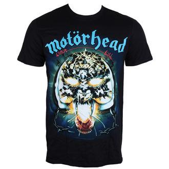 t-shirt metal uomo Motörhead - Overkill - ROCK OFF, ROCK OFF, Motörhead