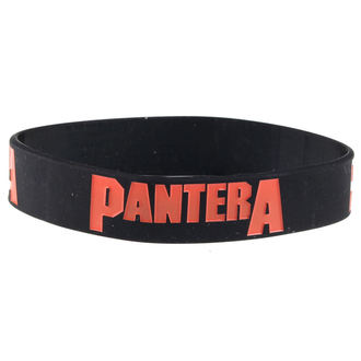 Braccialetto Pantera - Logo - ROCK OFF, ROCK OFF, Pantera