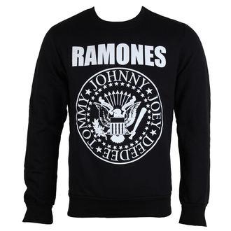 felpa senza cappuccio uomo Ramones - Presidential Seal - ROCK OFF, ROCK OFF, Ramones