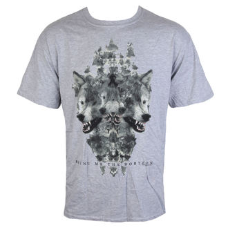 t-shirt metal uomo Bring Me The Horizon - Wolven - ROCK OFF, ROCK OFF, Bring Me The Horizon