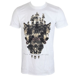 t-shirt metal uomo Bring Me The Horizon - Wolven Version 2 - ROCK OFF, ROCK OFF, Bring Me The Horizon