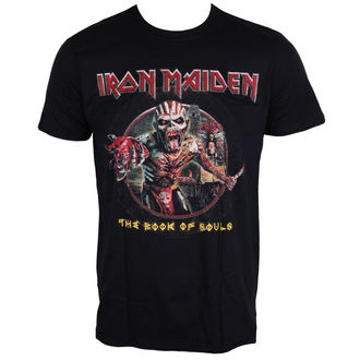 t-shirt metal uomo Iron Maiden - Book Of Souls - ROCK OFF, ROCK OFF, Iron Maiden
