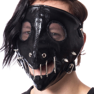 Maschera POIZEN INDUSTRIES - HANNIBAL FACE - NERO, POIZEN INDUSTRIES