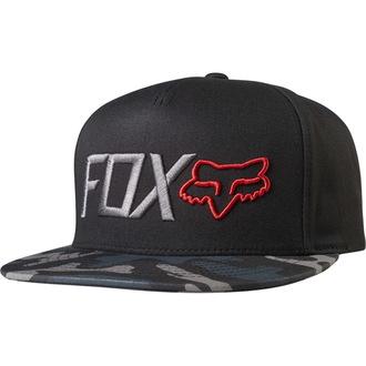 berretto FOX - Obsessed - Nero Camo, FOX