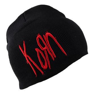 Beanie Korn - Logo - ROCK OFF, ROCK OFF, Korn