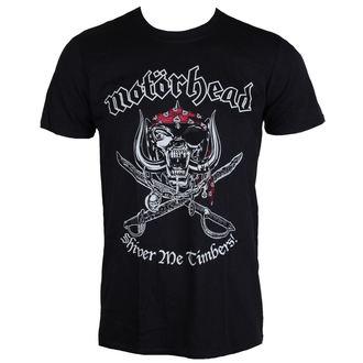 t-shirt metal uomo Motörhead - Shiver Me Timbers - ROCK OFF, ROCK OFF, Motörhead