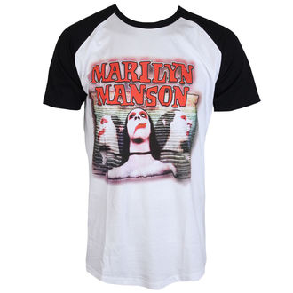 t-shirt metal uomo Marilyn Manson - Sweet Dreams - ROCK OFF, ROCK OFF, Marilyn Manson