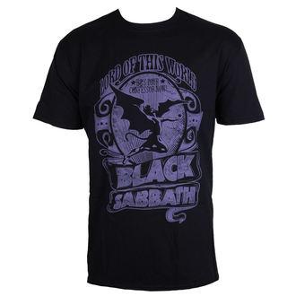 t-shirt metal uomo Black Sabbath - Lord Of This World - ROCK OFF, ROCK OFF, Black Sabbath