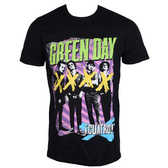 t-shirt metal uomo Green Day - Hypno 4 - ROCK OFF, ROCK OFF, Green Day