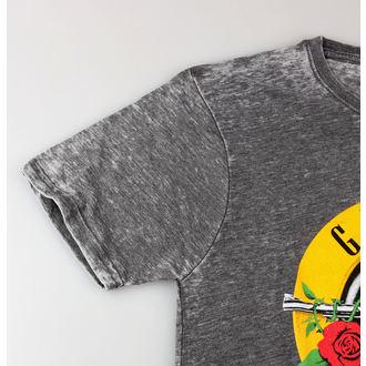 t-shirt metal uomo Guns N' Roses - Circle Logo - ROCK OFF, ROCK OFF, Guns N' Roses