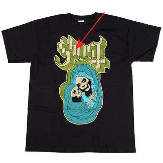 t-shirt metal uomo Ghost - Chosen Son - ROCK OFF, ROCK OFF, Ghost