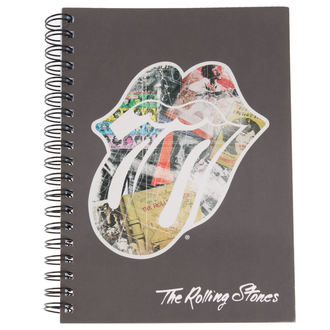 bloc notes B5 Rolling Stones, NNM, Rolling Stones