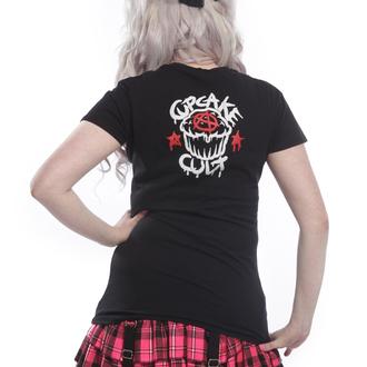 t-shirt donna - TRIGGER Black - CUPCAKE CULT, CUPCAKE CULT