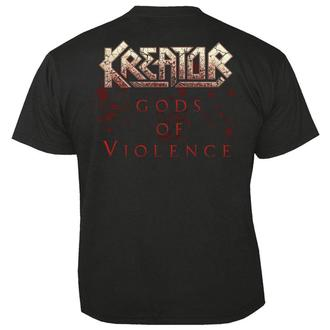 t-shirt metal uomo Kreator - Unleashed - NUCLEAR BLAST, NUCLEAR BLAST, Kreator