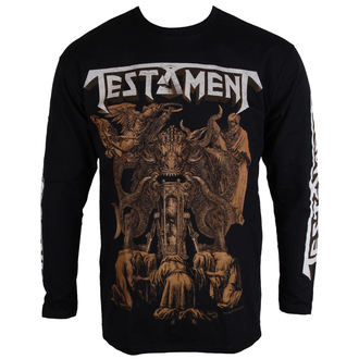 t-shirt metal uomo Testament - Demonarchy - NUCLEAR BLAST, NUCLEAR BLAST, Testament