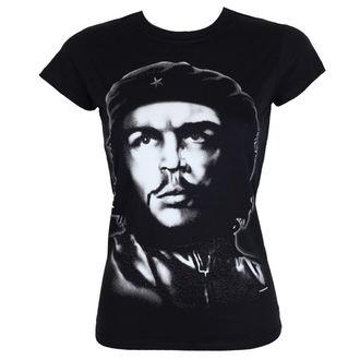 t-shirt donna Che Guevara - Black - HYBRIS - AB-5-17575-L104-BK