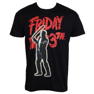 t-shirt film uomo Friday the 13th - Jason Voorhees - HYBRIS, HYBRIS, Friday the 13th