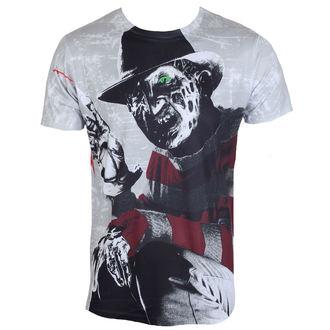 t-shirt film uomo A Nightmare on Elm Street - Freddy Krueger - HYBRIS, HYBRIS, Nightmare - Dal profondo della notte