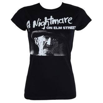 t-shirt film donna A Nightmare on Elm Street - Black - HYBRIS, HYBRIS, Nightmare - Dal profondo della notte