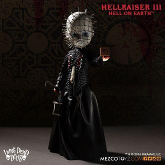 figurina Hellraiser 3rd - Living Dead Dolls Doll - Capocchia di spillo, LIVING DEAD DOLLS