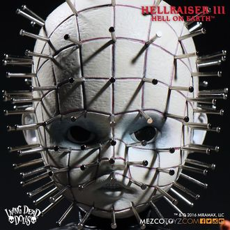 figurina Hellraiser 3rd - Living Dead Dolls Doll - Capocchia di spillo