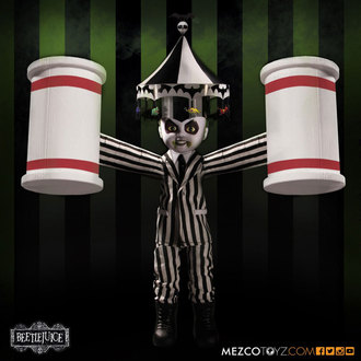 figurina Beetlejuice - Living Dead Dolls Doll - Orario dello spettacolo, LIVING DEAD DOLLS